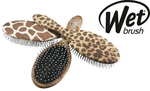 The Wet Brush - Safari - Leopard - Limited Edition