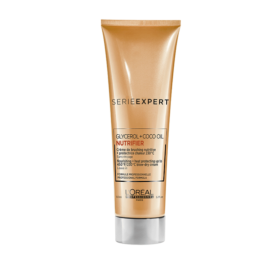 L'Oreal - Nutrifier Blow-Dry Cream - 150ml