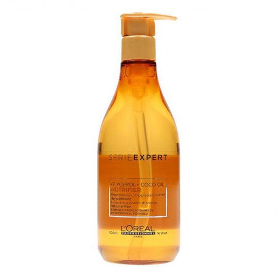 L'Oreal - Nutrifier Shampoo - 500ML