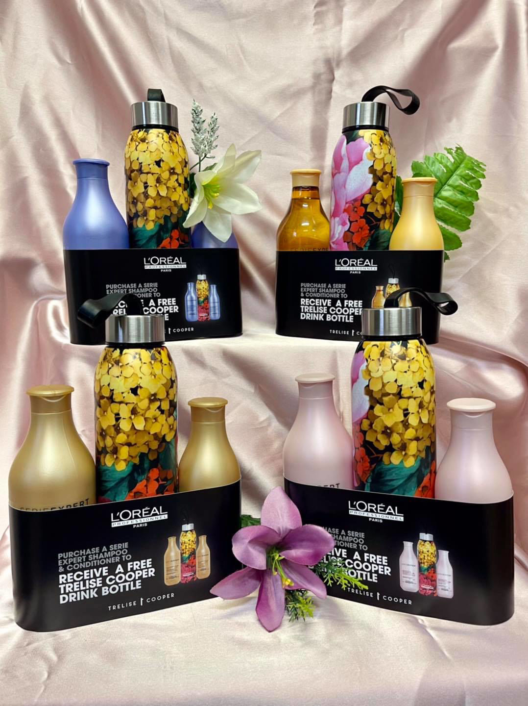 L'Oreal - Nutrifier - Mother's Day Set - Trelise Cooper Duo -