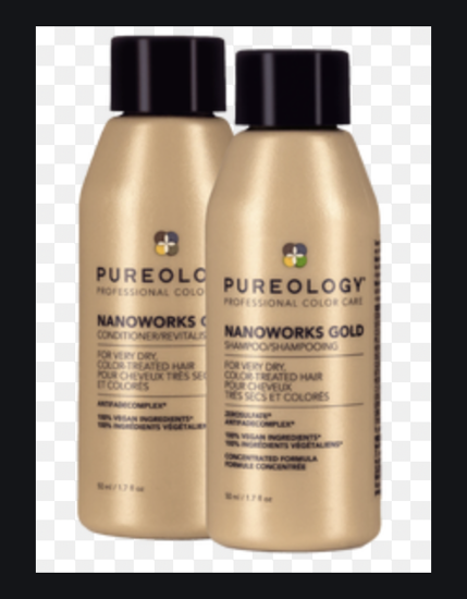 Pureology - Nanoworks Shampoo & Conditioner - Travel Set