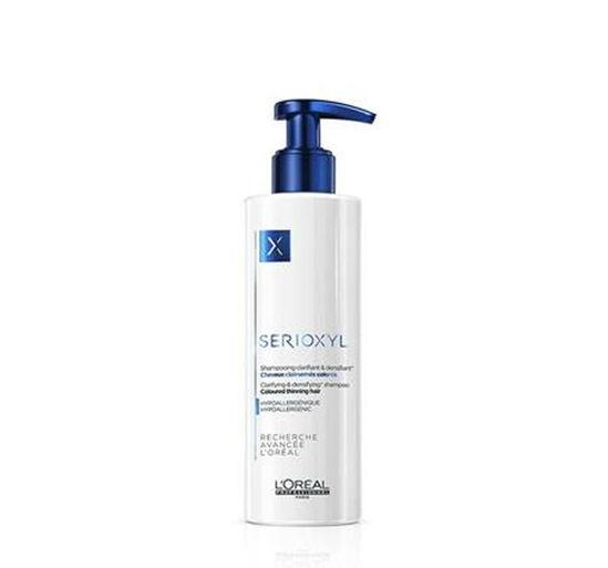 L'Oreal - Serioxyl Natural Thinning Hair  Shampoo - 250ML