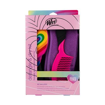 Detangle Wet Brush Set