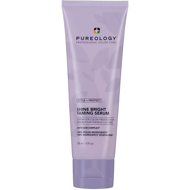 Pureology - Shine Bright Taming Serum -